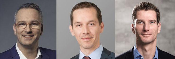 Ulrich Barnewitz, Philipp Meier, Michael Quast