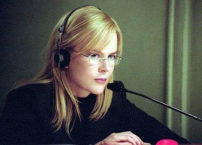 "Nicole Kidman in ""Die Dolmetscherin"""