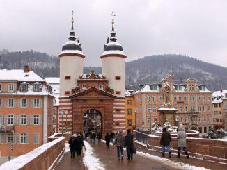 Heidelberg, Brücke Altstadt