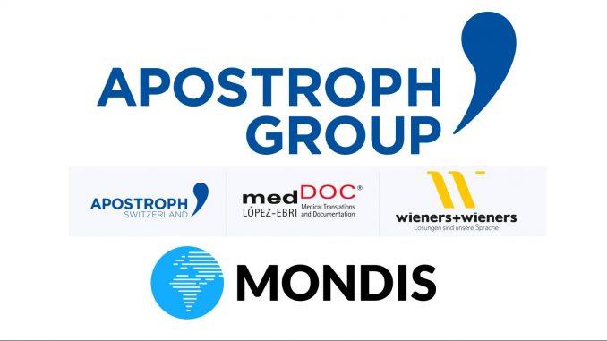 Logos Apostroph Group, Mondis