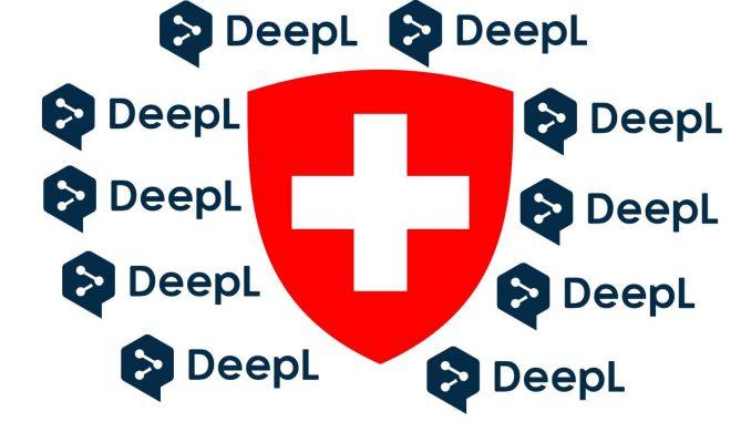 Schweiz, DeepL