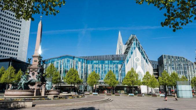 Uni Leipzig, Hauptgebäude