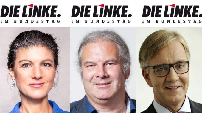 Wagenknecht, Hunko, Bartsch
