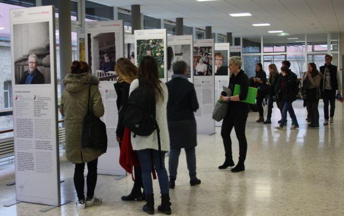 Dedecius-Ausstellung Germersheim