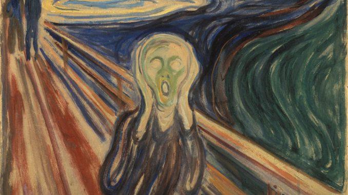 Evard Munch: Der Schrei