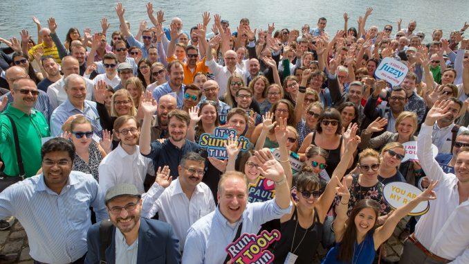 Teilnehmer Plunet Summit