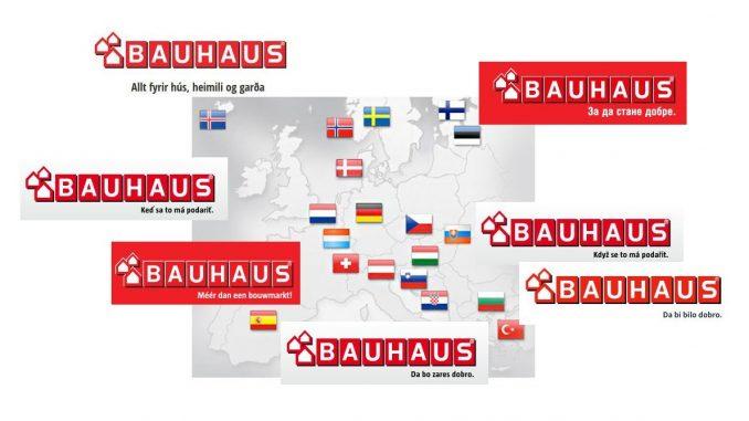 Bauhaus in Europa