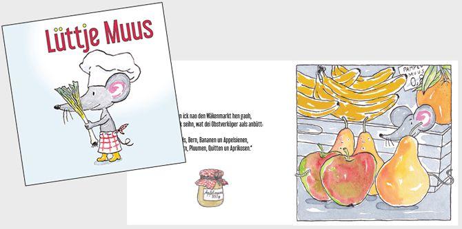 Kinderbuch Plattdeutsch