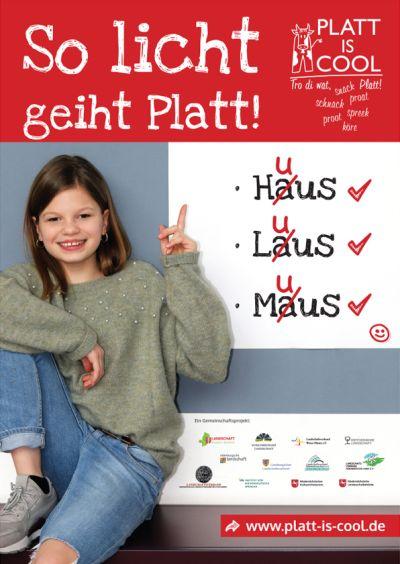 Postkarte Plattdeutsch