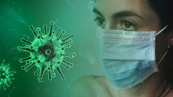 Coronavirus, Maske