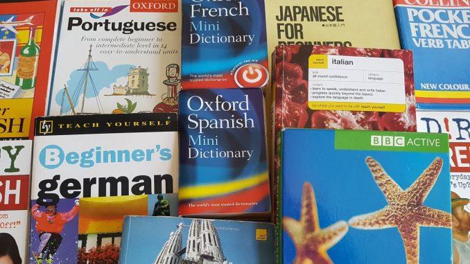Lehrbücher Fremdsprachen