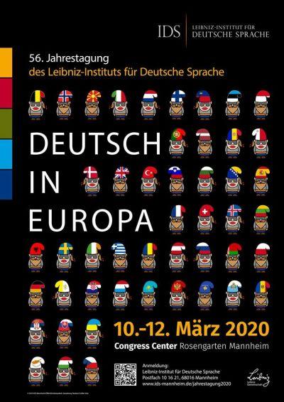 Plakat IDS-Tagung