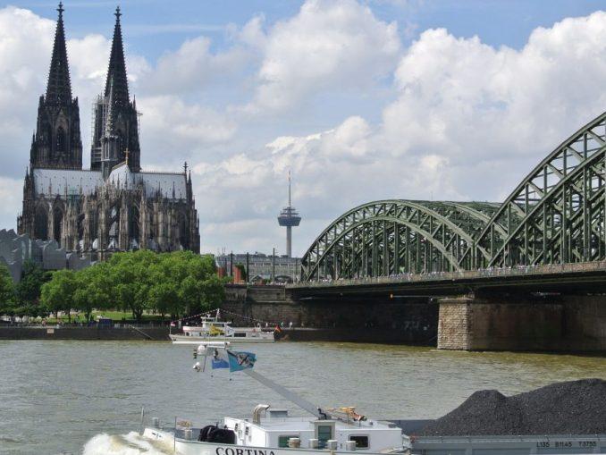 Köln, Rhein