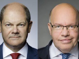 Olaf Scholz, Peter Altmaier