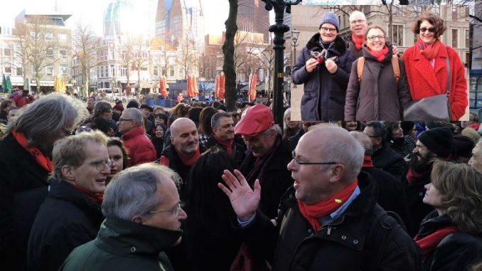 Dolmetscherstreik Den Haag