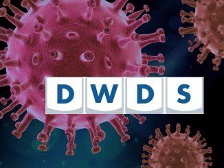 DWDS, Coronavirus