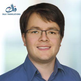 Dr. Daniel Falk: Arabisch < > Deutsch