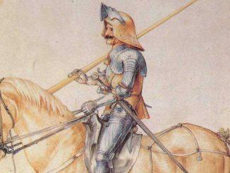 Albrecht Dürer: Reiter im Harnisch