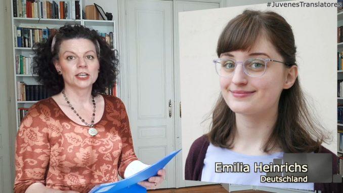 Juvenes Translatores, Emilia Heinrichs
