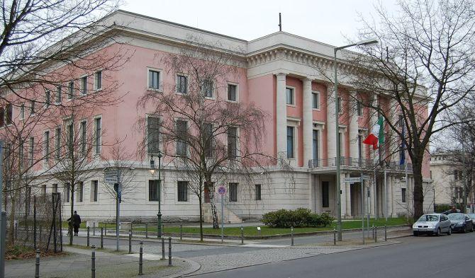 Botschaft Italien, Berlin