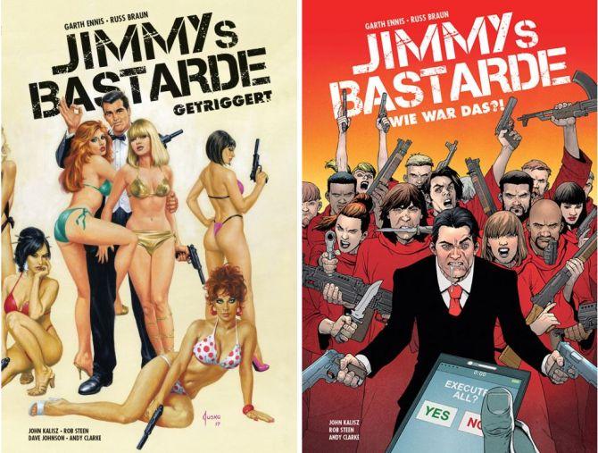 Jimmys Bastarde