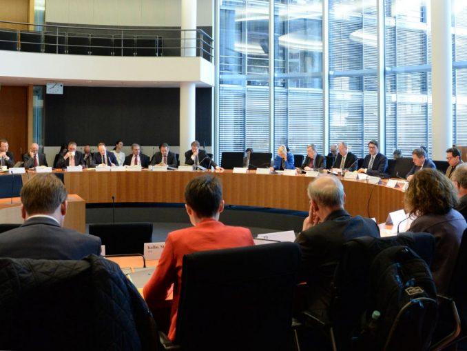 Petitionsausschuss Bundestag