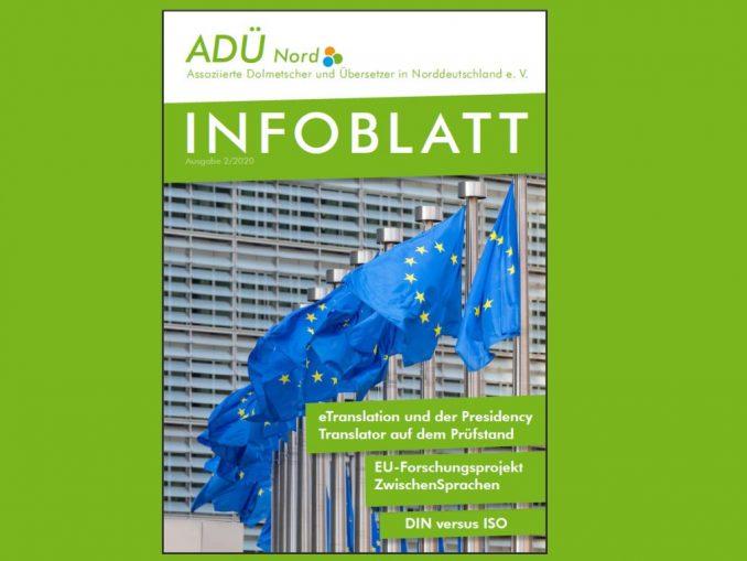 Infoblatt ADÜ Nord 2/2020