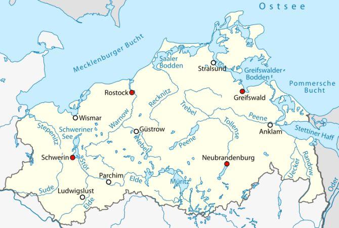 Sprachmittlerpools Mecklenburg-Vorpommern