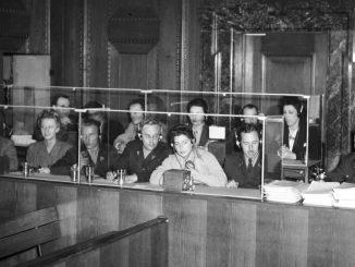 Dolmetscher Nürnberger Prozesse