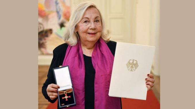 Gudrun Penndorf, Bundesverdienstkreuz
