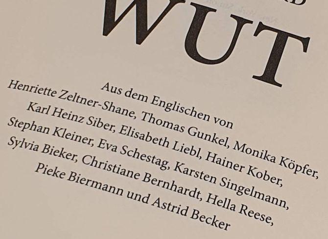 Wut-Übersetzer