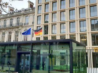 Deutsche Botschaft Paris