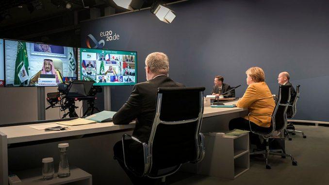 G20-Videogipfel