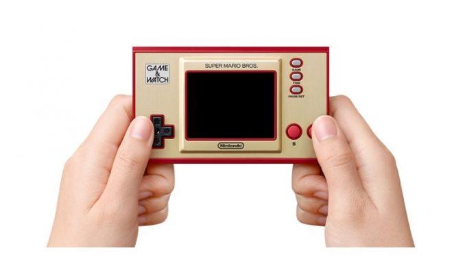 Nintendo Game Watch