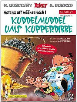 Asterix: Kuddelmuddel ums Kupperdibbe