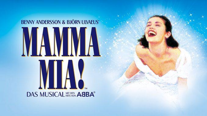 Mamma Mia Plakat