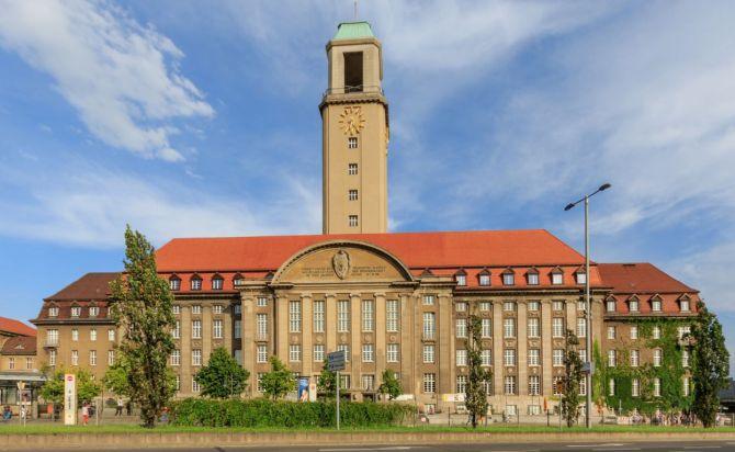 Rathaus Berlin-Spandau