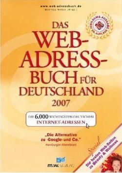 Web-Adressbuch 2007