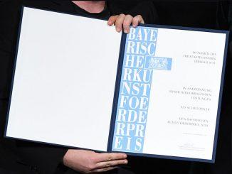 Bayerischer Kunstförderpreis
