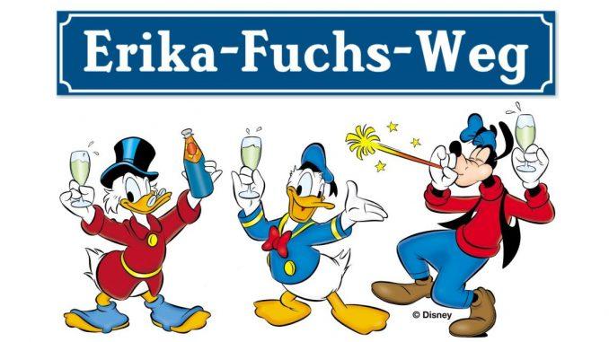 Erika-Fuchs-Weg