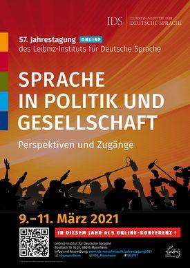Sprache in Politik und Gesellschaft