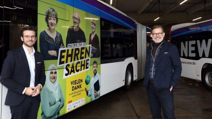 Ehrensache-Bus Mönchengladbach