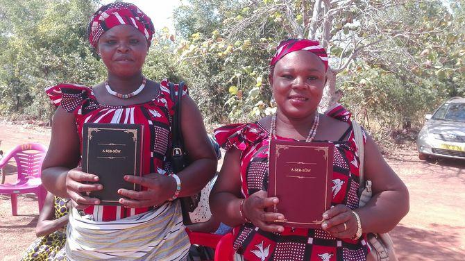 Bibel-Übersetzung in Dagaare