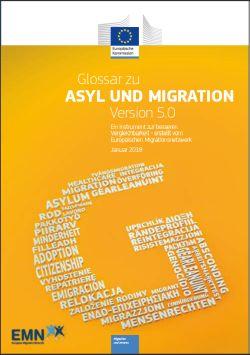 EMN-Glossar, Titelseite