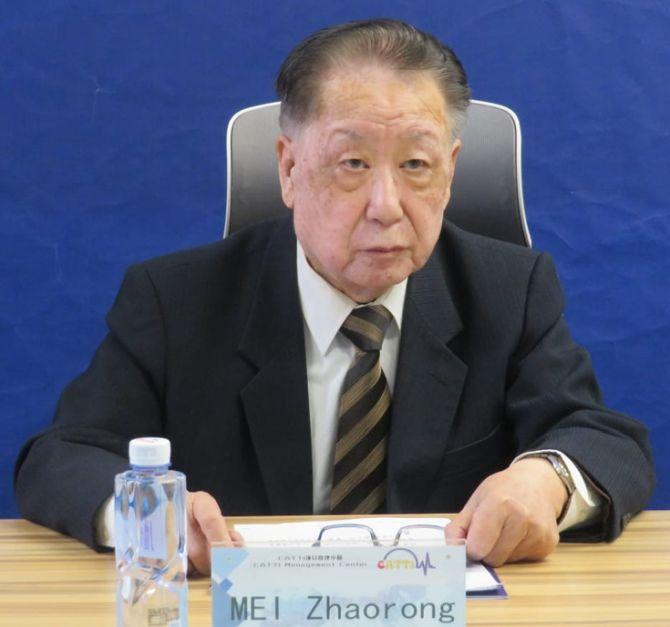 Mei Zhaorong