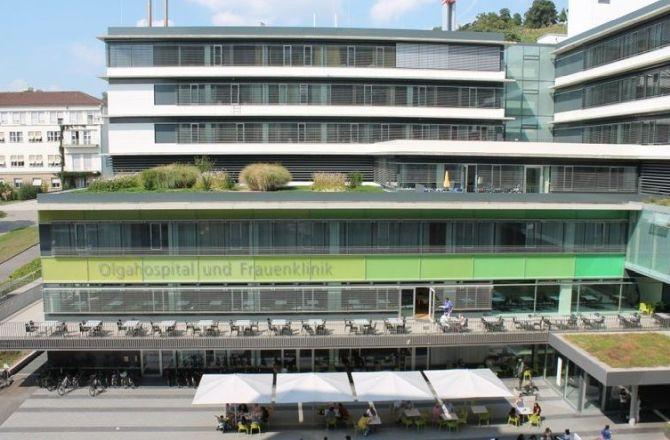 Klinikum Stuttgart, Olgahospital