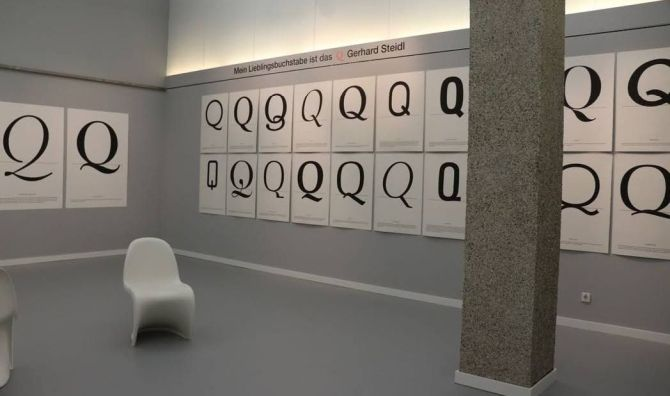 Lieblingsbuchstabe Q