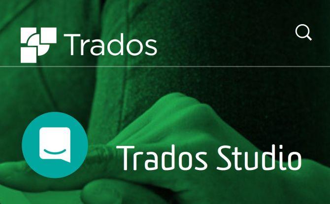 Trados Studio