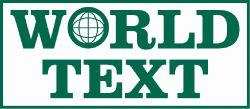 World-Text-Logo