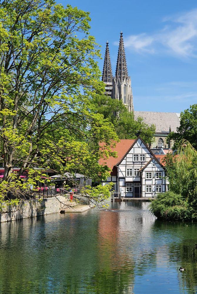 Soest, Großer Teich